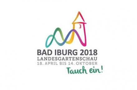 Auf der Landesgartenschau 2018 in Bad Iburg