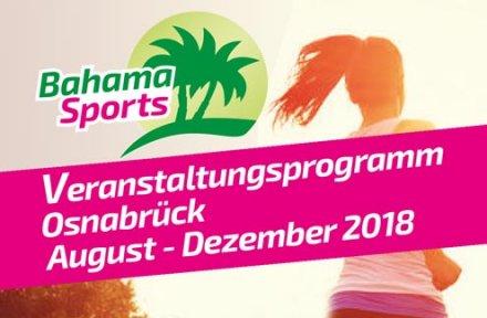 Vortrag bei Bahama-Sports Osnabrück-Lüstringen